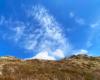 Chmury nad Bukowym Berdzie, czyli w Bieszczadzkim Parku Narodowym.