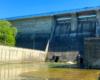 Zapora wodna w Sieniawie powstała w latach 1971-1978 tworząc Jezioro Sieniawskie zwane również Zbiornikiem Sieniawskim.