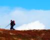 Wędrowcy niemal wśród chmur podczas wycieczki jednodniowej po Bieszczadzkim Parku Narodowym.