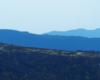 Widok z Bukowego Berda na pasmo graniczne między Tarnicą, a Wielką Rawką - po prostu kształty gór...