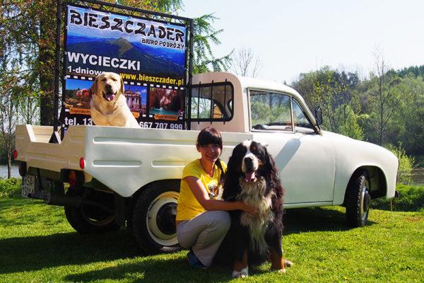 W Bieszczady z psem - gdzie można wejść na szlak, na jakie wędrówki się wybrać, jaki hotel wybrać...