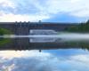 Po zachodzie słońca, gdy woda jest cieplejsza od powietrza nad rzeką San, która w tym miejscu jest nazwana Zalewem Myczkowieckim powstają mgły... - zapraszamy na wycieczkę jednodniową Bieszczady w pigułce, na której wspominamy miejsca gdzie był kręcony film Wataha.