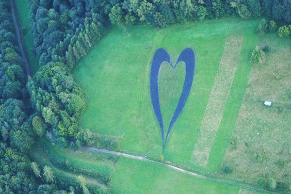 Największe serce w Bieszczadach - prawdziwa romantyczna historia właścicieli Hotelu Solinianka w Solinie...