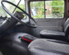 Wymieniliśmy również siedzenia na nowe w samochodzie Żuk - punkcie rezerwacji wycieczek jednodniowych w Bieszczadach.