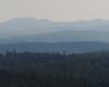 Ci którzy byli na górze Łopiennik i na Łopienince z łatwością wypatrzą ich kształty na tym zdjęciu...