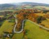 Każdy z turystów zwiedzających Województwo Podkarpackie musi się wybrać w Bieszczady na serpentyny w Kulasznem na drodze z Zagórza w stronę Komańczy.