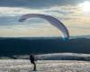 SnowGliding na pograniczu Bieszczad i Beskidu Niskiego - widokowa góra Rzepedka na terenie Nadleśnictwa Lesko - to niepowtarzalna atrakcja i sport ekstremalny.