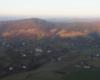 MCHAWA zdjęcia wykonane podczas lotu paralotnią nad Bieszczadami w poszukiwaniu atrakcyjnych miejsc i widoków na wycieczki jednodniowe.