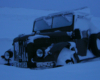 20 stycznia 2006 Lutka Pińczuka zaskoczyła zima, a tak dokładnie ilość śniegu zalegającego na szlaku żółtym przebiegającym z Przełęczy Wyżnej na Połoninę Wetlińską.