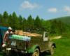 Wszystko co można było zakupić wewnątrz schroniska Chatka Puchatka trzeba było zakupić w hurtowni, przeładować do gazika i wywieźć na szczyt Połoniny Wetlińskiej po wyboistym szlaku... - 24 maj 2007.