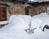 Samochód Lutka Pińczuka zniknął został przysypany śniegiem - 17 styczeń 2009.