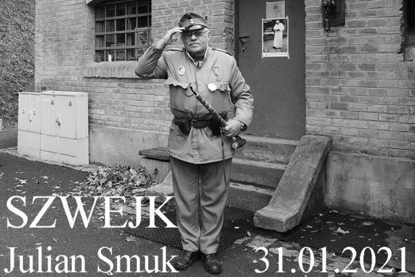 Szwejk z Przemyśla Julian Smuk - umarł 31 stycznia 2021, pożegnanie wielkiego człowieka Województwa Podkarpackiego.