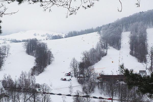 Zima w Województwie Podkarpackim i wyciągi narciarskie w Bieszczadach oraz Beskidzie Niskim