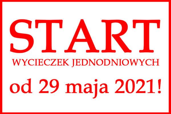 Od kiedy można organizować wycieczki jednodniowe w Bieszczadach w związku z koronawirusem covid 19